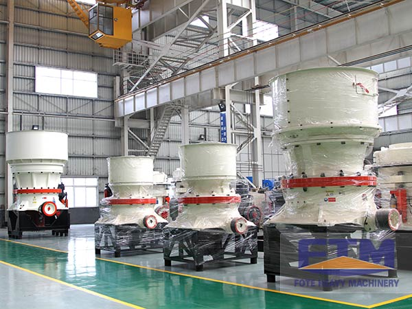 Single-cylinder Cone Crusher