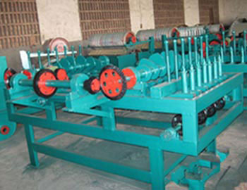 Direct Pressure Molding Machine