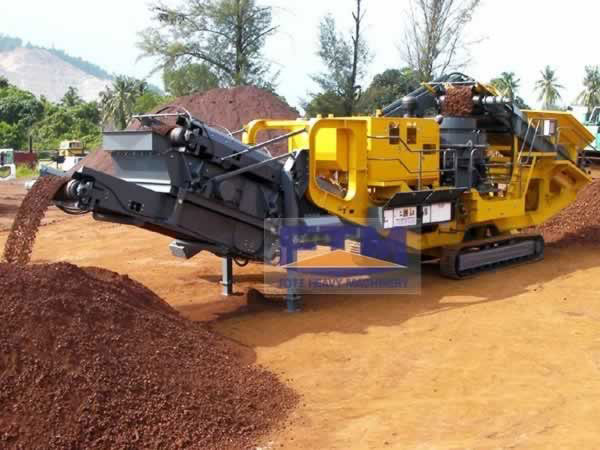 "Crawler <a  data-cke-saved-href=""http://www.chinaftm.com/products/mobile-crushing-plant.html"" href=""http://www.chinaftm.com/products/mobile-crushing-plant.html"" style=""color:red"">Mobile Cone Crusher</a>"