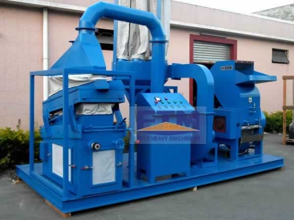 Cable recycling machine|Copper wire recycling machine|Copper cable ...
