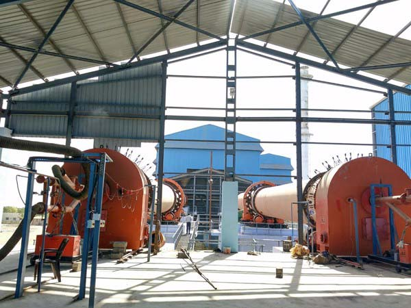 Cement Kiln Clinkers : Rotary kiln cement