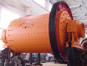 MBS Type Rod Mill