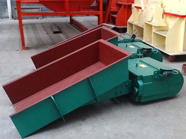 Electromagnetic Vibrating Feeder