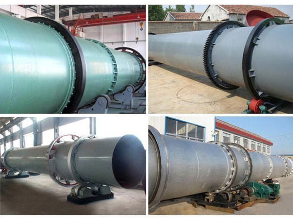 Gypsum Powder Dryer