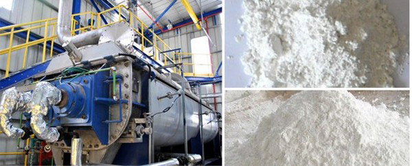 Kaolin Dryer