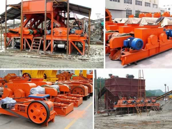 Get to Know Application of Pebble Roll Crusher