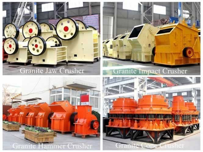 Granite Stone Crusher
