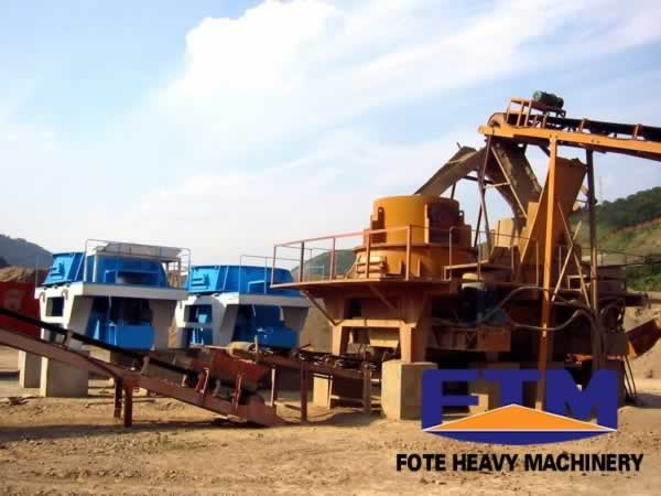 Focus on the Performance of Sand Making Line
