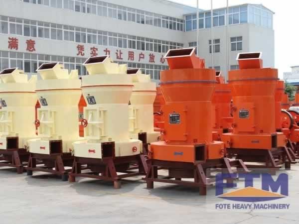 bentonite grinding mills
