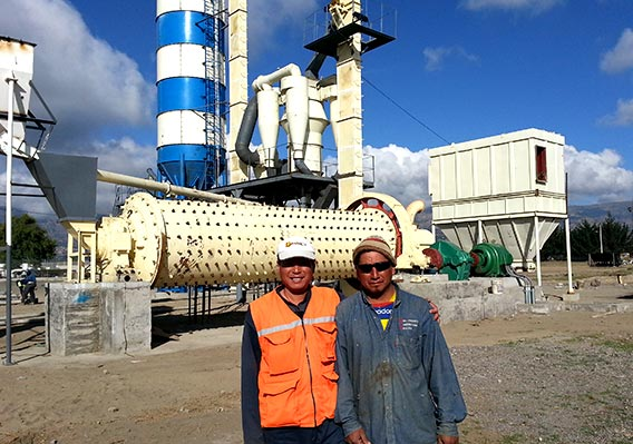 50t/h tin ore beneficiation plant in Iran
